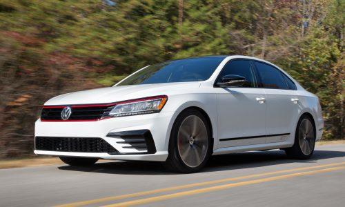 Volkswagen reveals sporty Passat GT concept for LA show