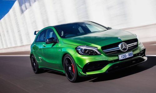 Mercedes on track to become luxury car sales leader this year