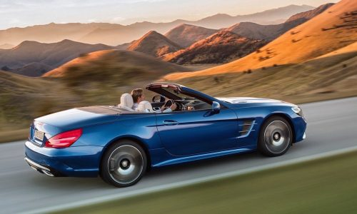 Next Mercedes-Benz SL to be based on AMG GT – report