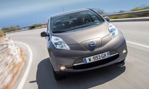 Nissan and Renault to share future small car EV platform, for next LEAF & Zoe