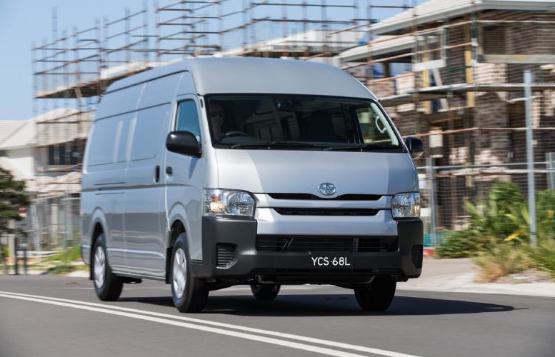 2018 Toyota HiAce to adopt bonnet design for first time