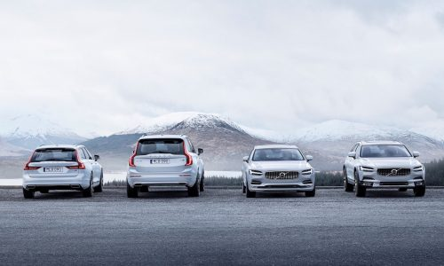 Volvo raises $500 million in lead up to long-suspected IPO