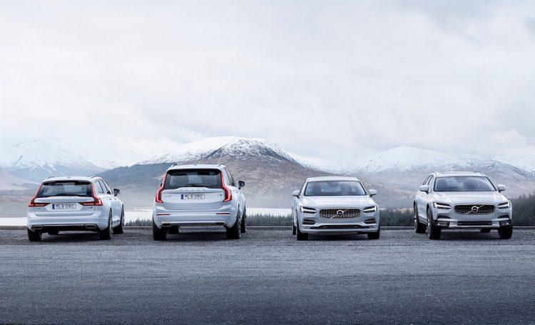 2016 Volvo 90-range
