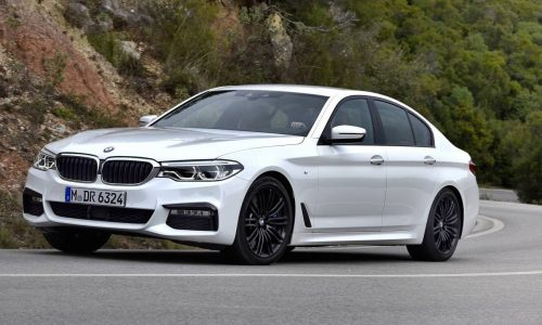 2017 BMW 5 Series on sale in Australia from $93,900, arrives March