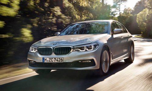 2017 BMW 530e iPerformance unveiled, on sale in Australia Q2