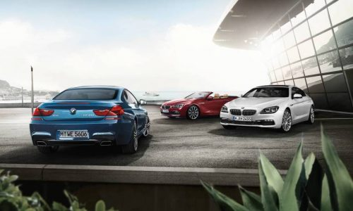 2017 BMW 6 Series announced, more options & exclusivity