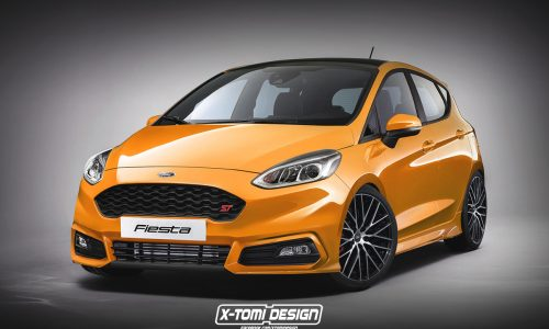 2017 Ford Fiesta ST could come with AWD, drift mode – report