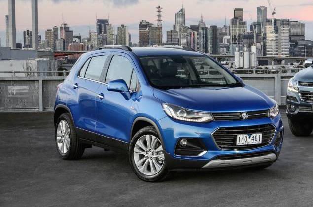 Best SUVs coming to Australia holden trax