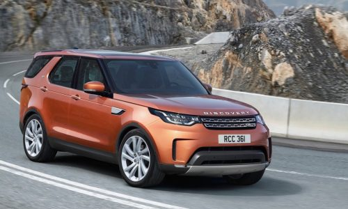2017 Land Rover Discovery prices & specs for Australia revealed