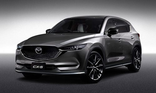 Mazda CX-3 & CX-5 spruced up with 'Custom Style' for Tokyo Auto Salon