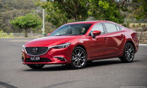 2017 Mazda6 Atenza review (video)