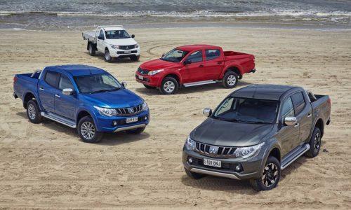 2017 Mitsubishi Triton update now on sale in Australia