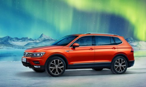 Volkswagen Tiguan Allspace 7-seater revealed in Chinese specification