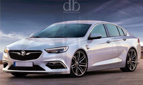 2018 HSV renderings show potential future for Aussie sports sedan