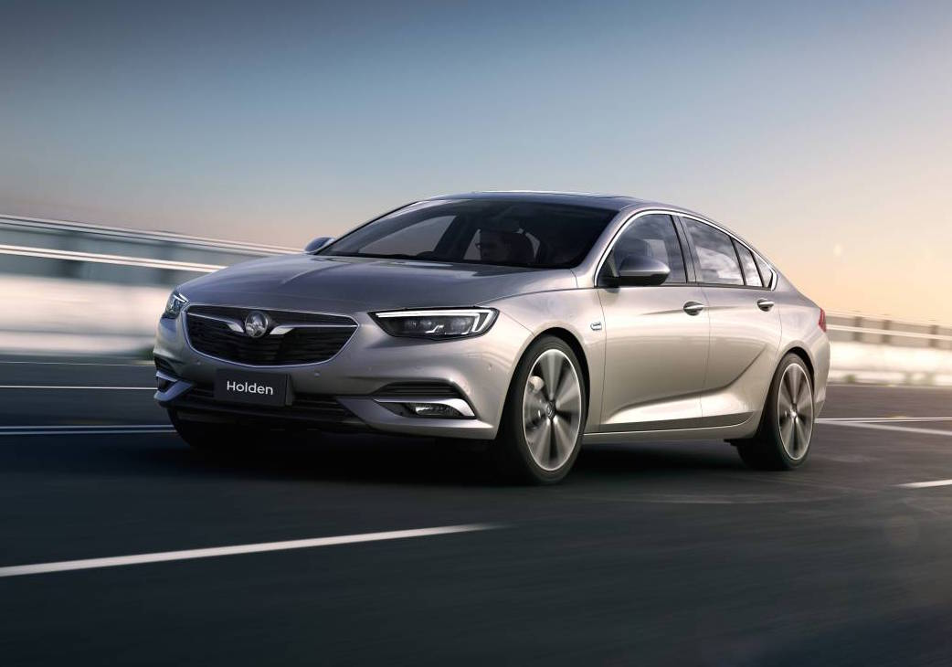 2018 Holden NG Commodore revealed with 2017 Opel Insignia | PerformanceDrive