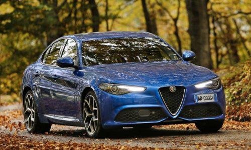 Australian specs for Alfa Romeo Giulia lineup announced