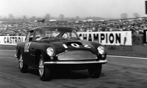 Aston Martin announces DB4 GT revival, 25-run production