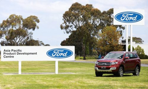 Ford Australia gets increased investment for global R&D