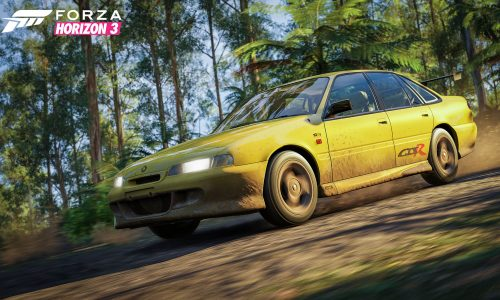 Forza Horizon 3 Logitech G expansion pack adds 1996 HSV GTS-R