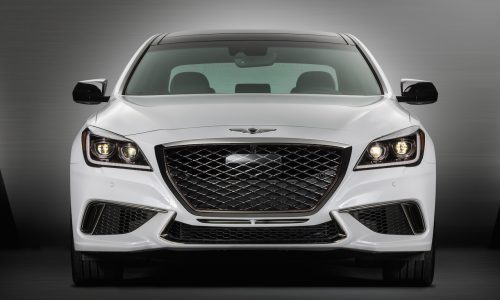 Hyundai's Genesis could have 'N' performance sub-sub-brand