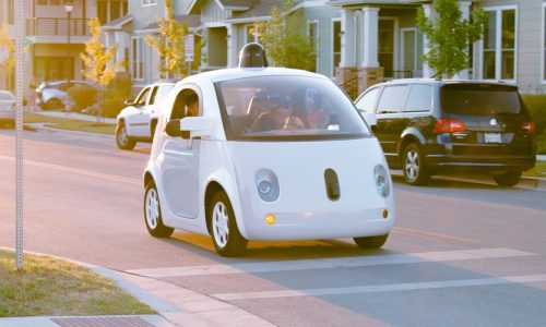 Google car project still going ahead, now called Waymo