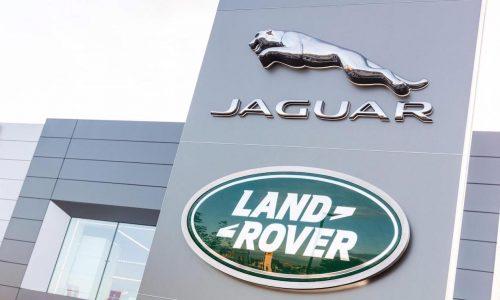 Jaguar Land Rover hits record November sales, Jaguar up 83%