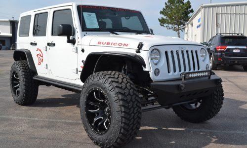 Dakota Customs creates Jeep Wrangler Hellcat package