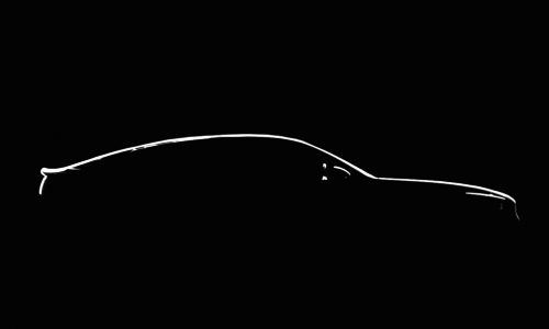 Kia 'Stinger GT' previewed again with sleek silhouette  (video)