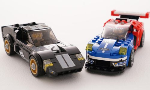 LEGO creates Ford GT Speed Champions to celebrate 50th anniversary