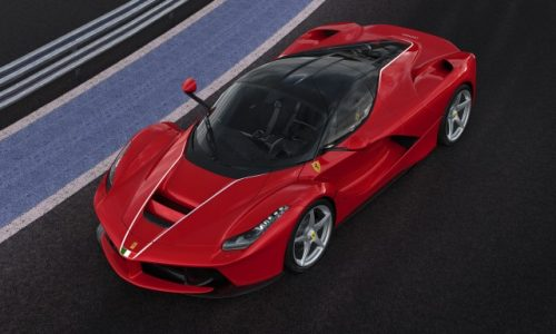 Last Ferrari LaFerrari sold at auction for $7 million