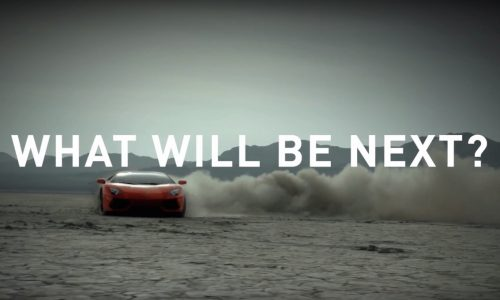 Lamborghini previews new V12, Aventador S likely (video)