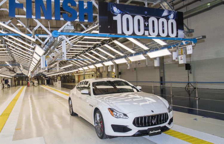 maserati-100000-production