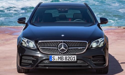 Mercedes-AMG E 50 coupe to debut M256 inline six, celebrate AMG's 50th anniversary