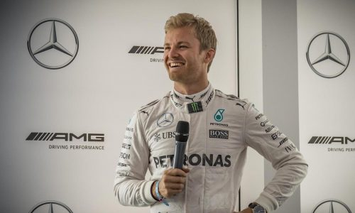Nico Rosberg retires from F1 following championship win