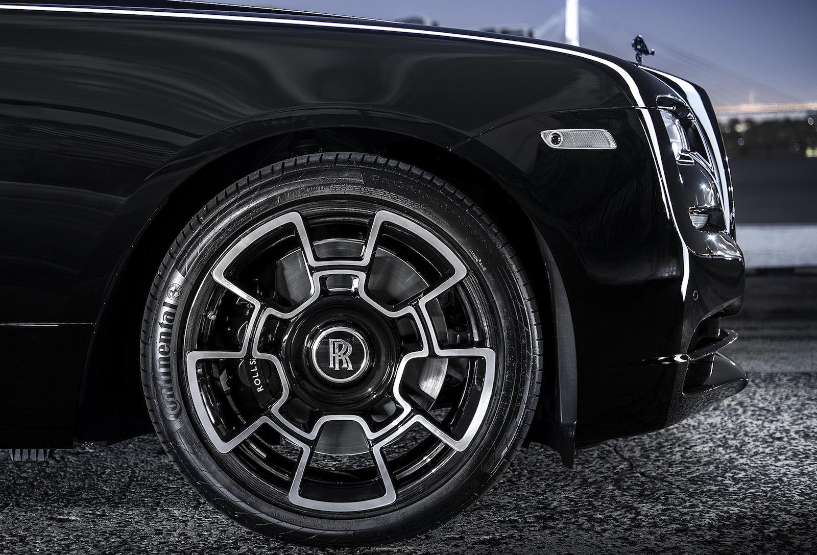 BMW Z4 For Sale >> Rolls-Royce Black Badge series lands in Australia ...