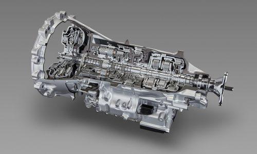 Toyota develops new 10-speed auto, 8spd, 2.5L petrol