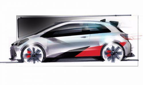 Toyota Yaris hot hatch road car confirmed, Gazoo to help