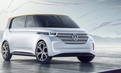 New Volkswagen Microbus EV in the works – report