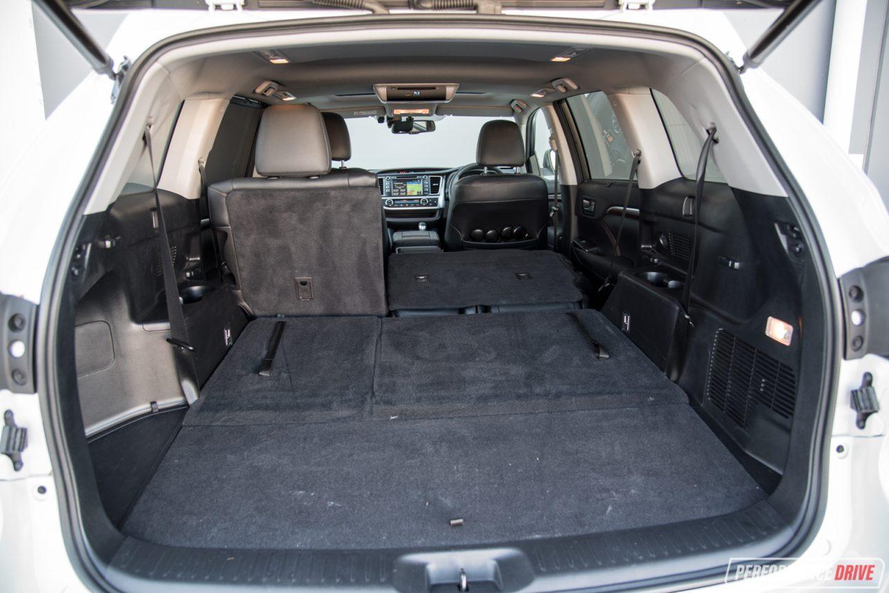 2013 Toyota Highlander For Sale >> Should you buy a Toyota Kluger? | PerformanceDrive