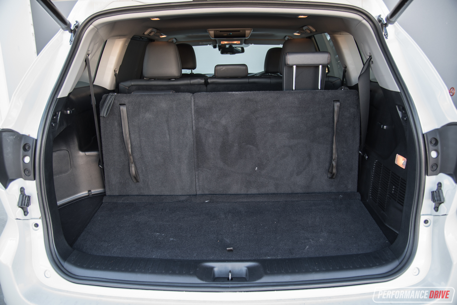 Toyota Highlander Cargo Space >> Should you buy a Toyota Kluger? | PerformanceDrive