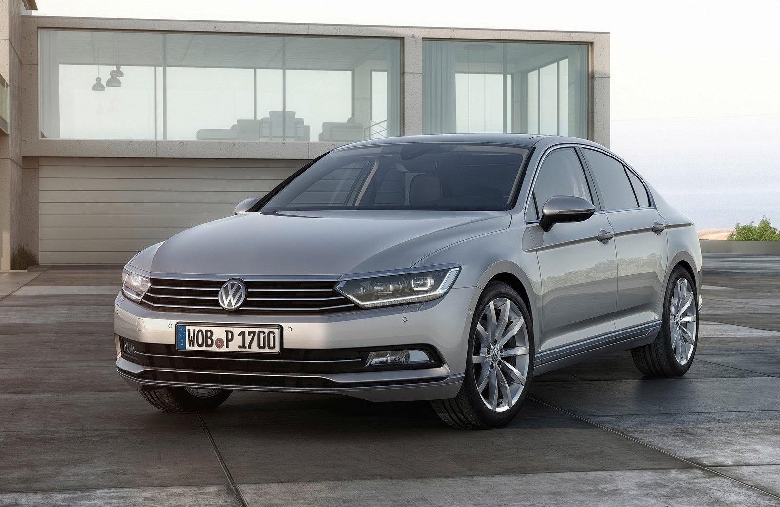 Volkswagen Passat production halts continue, demand dwindling