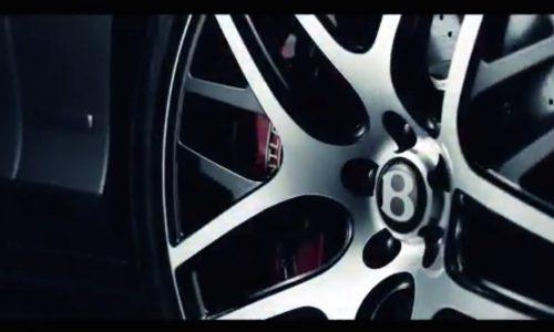 High-performance Bentley Continental planned, help send off current-gen?