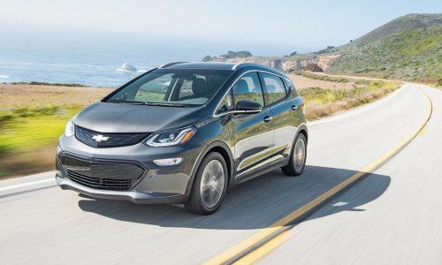 Chevrolet Volt & Bolt set sales pace in December