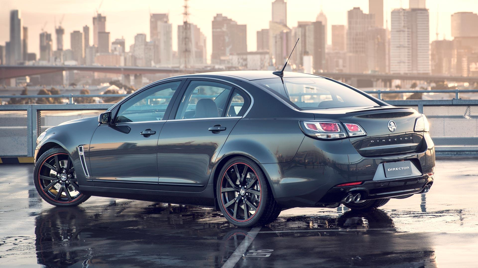 2017 holden commodore motorsport director magnum special editions announced performancedrive. Black Bedroom Furniture Sets. Home Design Ideas