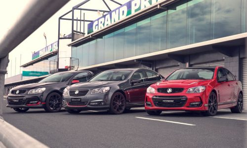 2017 Holden Commodore Motorsport, Director, Magnum special editions announced