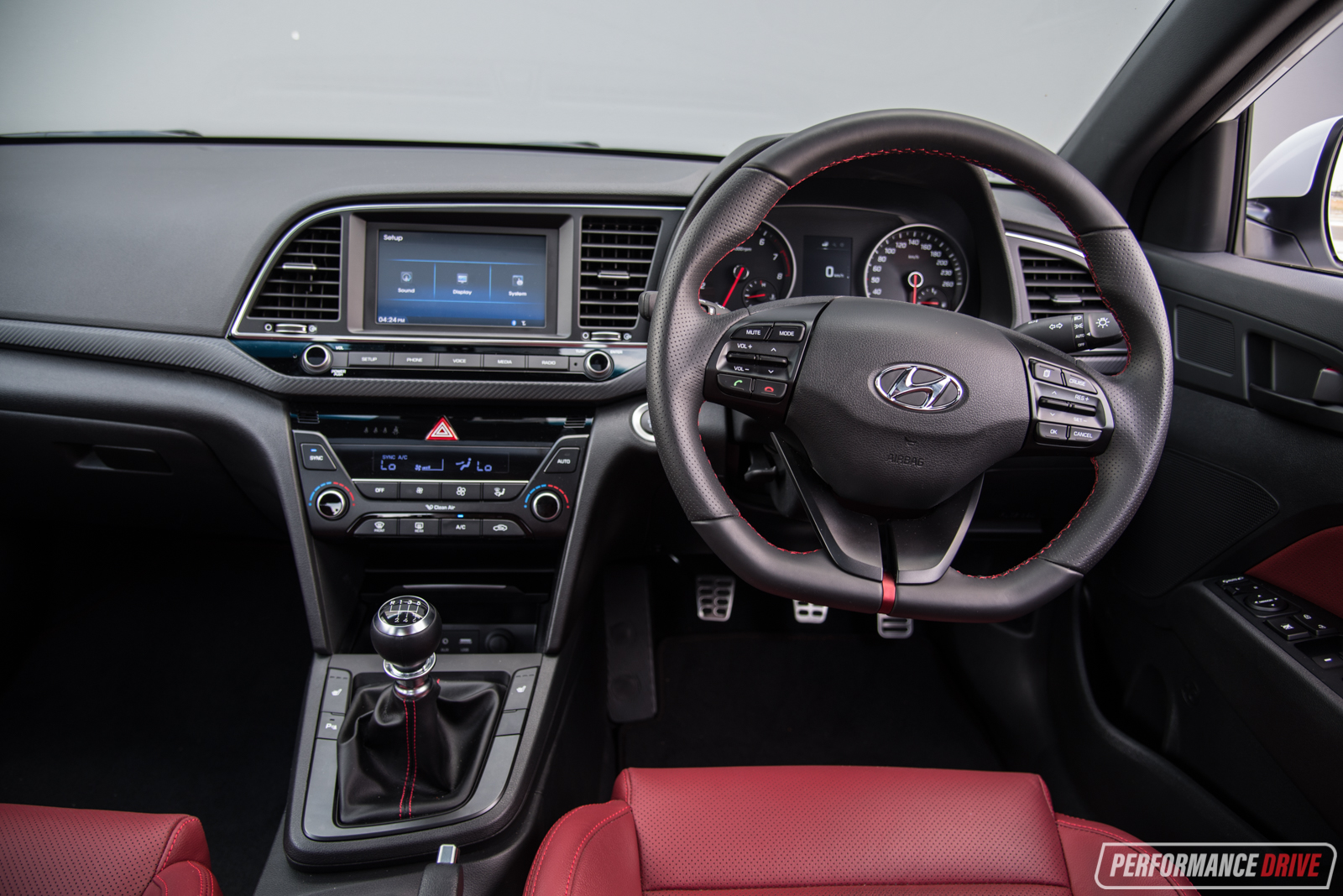 2017 Hyundai Elantra Sr Turbo Review Manual Amp Dct Auto