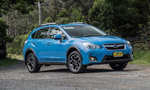 2017 Subaru XV 2.0i-S review (video)
