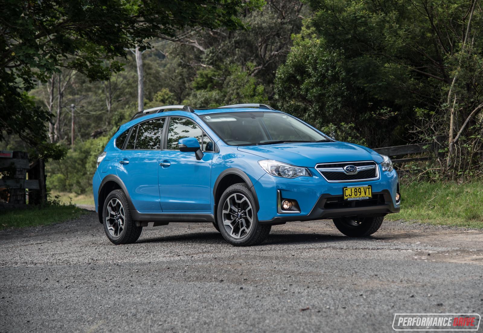 Subaru Crosstrek Offroad >> 2017 Subaru XV 2.0i-S review (video) | PerformanceDrive