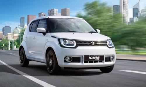 2017 Suzuki Ignis now on sale in Australia from $15,990