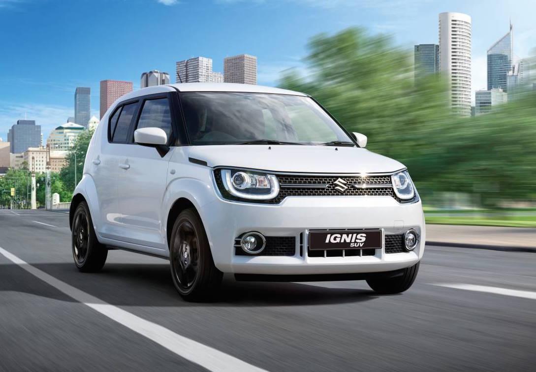 2017 Suzuki Ignis now on sale in Australia from $15,990 ...